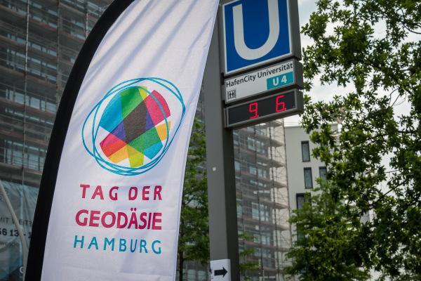 Tag der Geodäsie in Elmshorn und Hamburg