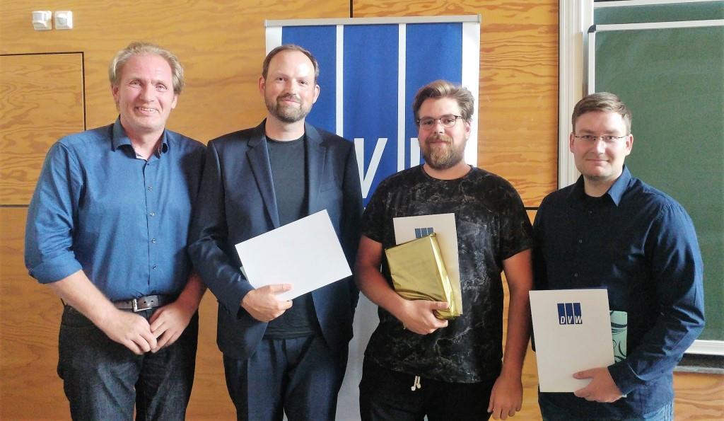 Verleihung Harbert-Buchpreis in Sachsen-Anhalt (Foto: HS Anhalt)