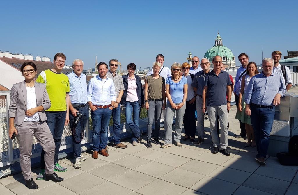 DVW-Arbeitskreis 5 in Wien