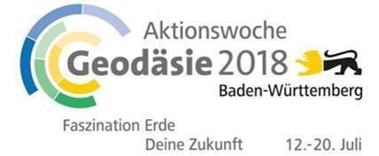 Aktionswoche Geodäsie 2018 Baden-Württemberg