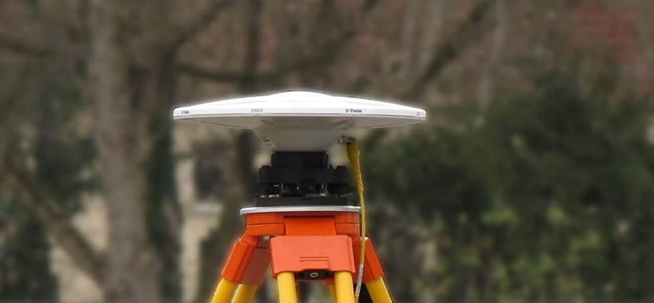 Berücksichtigung von Antennenkorrekturen (Foto: Alberding GmbH)