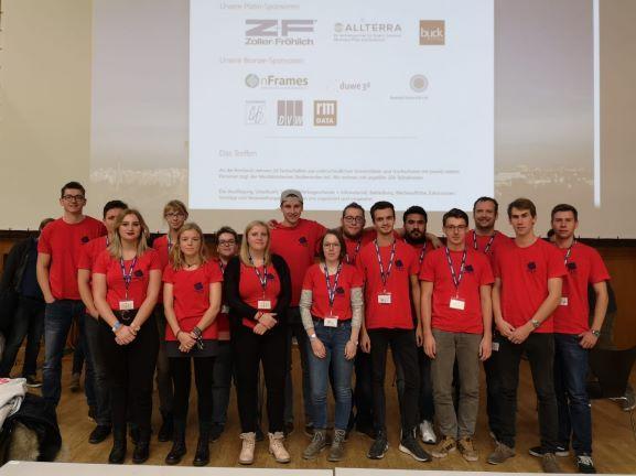 Studierende HS-Anhalt (Foto: Johannes Storch)