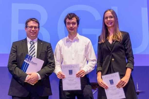 Harbert-Buchpreise (Foto: TU München)