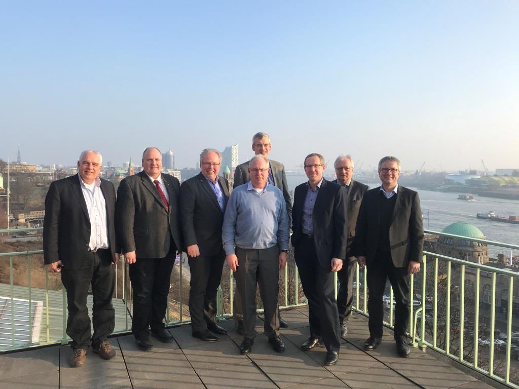 Treffen der Verbändevertreter der Bremer Erklärung