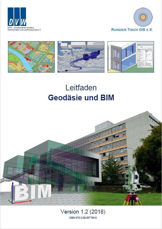 Leitfaden Geodäsie und BIM wurde aktualisiert
