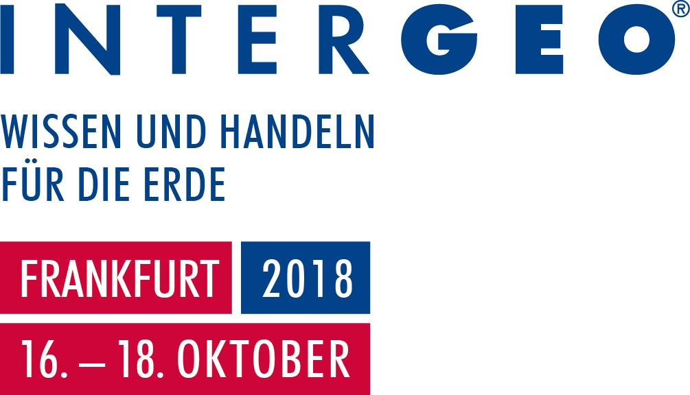 INTERGEO 2018 in Frankfurt am Main