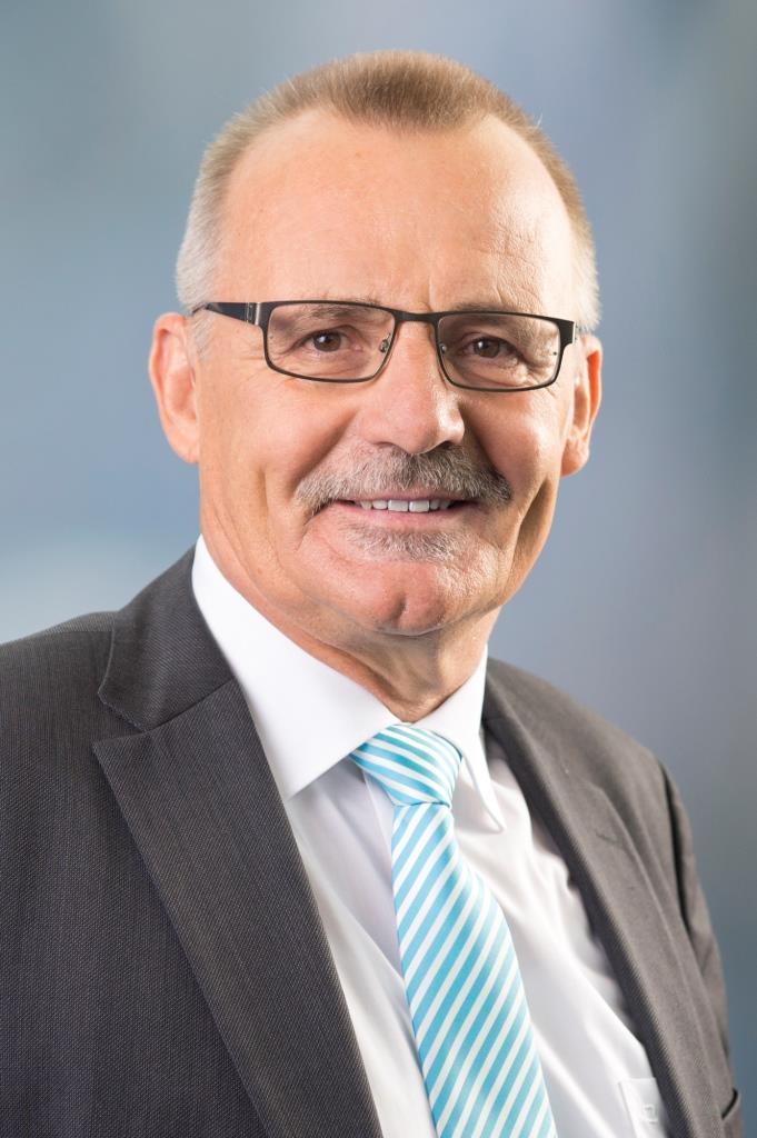 Prof. Dr.-Ing. Rudolf Staiger (Foto: HINTE/INTERGEO)