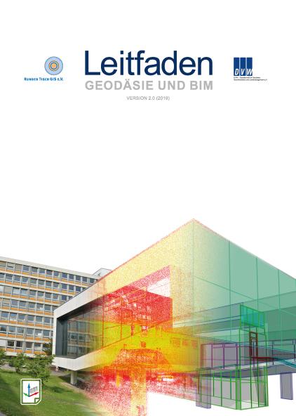"""Leitfaden """"Geodäsie und BIM 2019"""""""