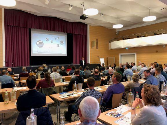 """DVW Seminar Arbeitsschutz (Foto: DVW Arbeitskreis """"Beruf"""")"""