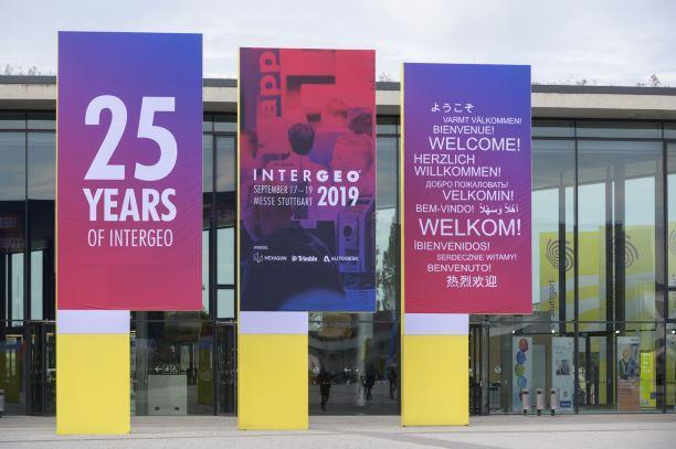 INTERGEO 2019 (Foto: HINTE Messe- und Ausstellungs-GmbH / INTERGEO)