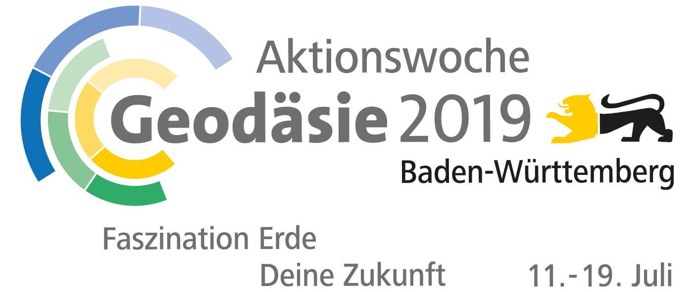 Aktionswoche Geodäsie in Baden-Württemberg 2019