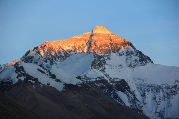 Mount Everest (Foto: Pixabay)