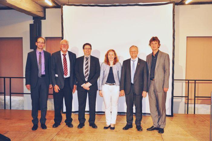 Dorsch, Floßmann, Socher, Bock, Dr. Schlosser, Kirchner