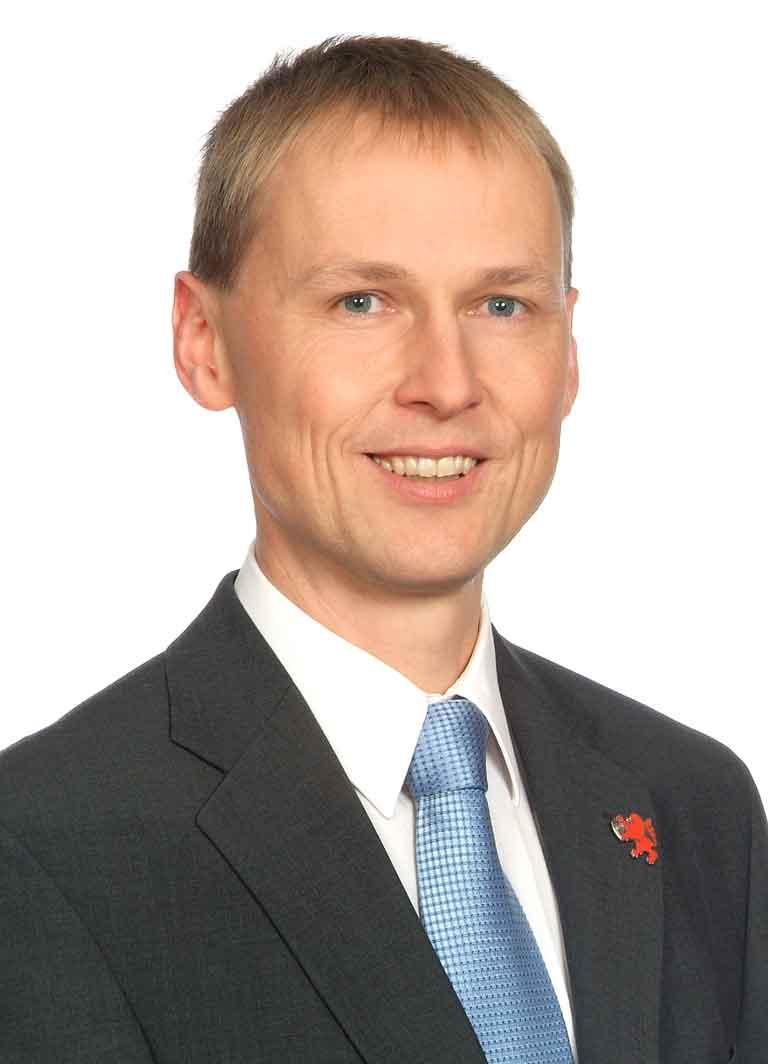 Passbild von Hagen Wehrmann