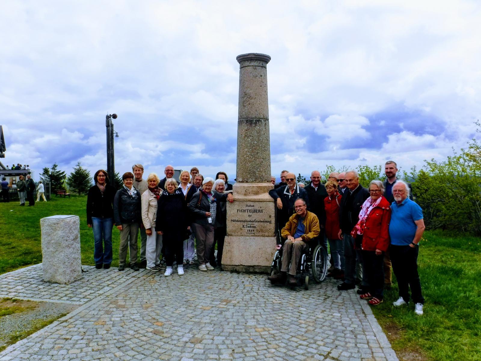 Jahresexkursion des DVW Nordrhein-Westfalen e.V. ins Erzgebirge