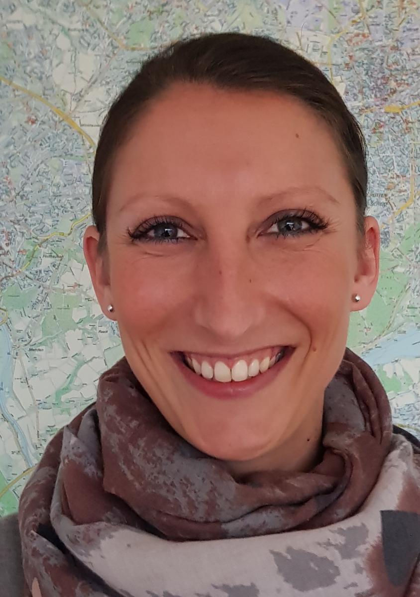 Juliane Neubner - Schriftführerin DVW NRW e.V.