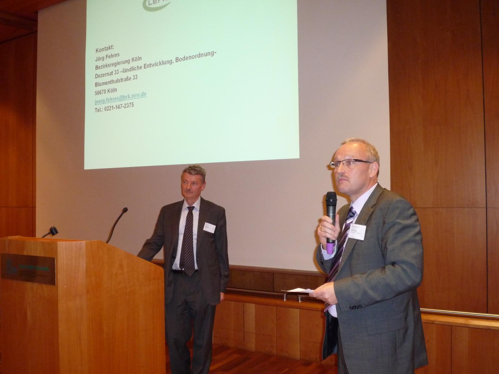 Jahrestagung Vermessungswesen aktuell 2010 des DVW NRW e.V.