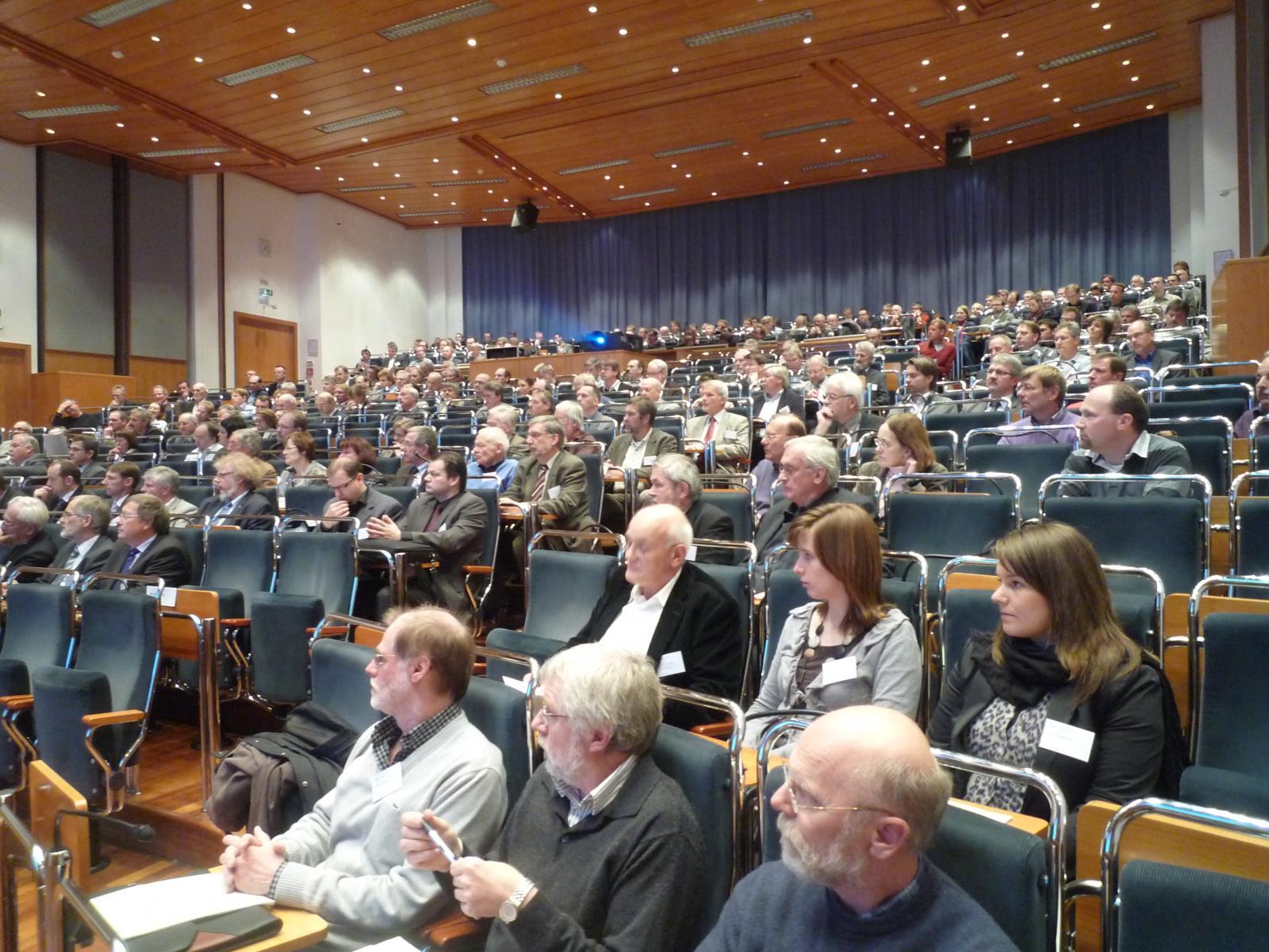 Vermessungswesen aktuell 2011 - Zuhörer