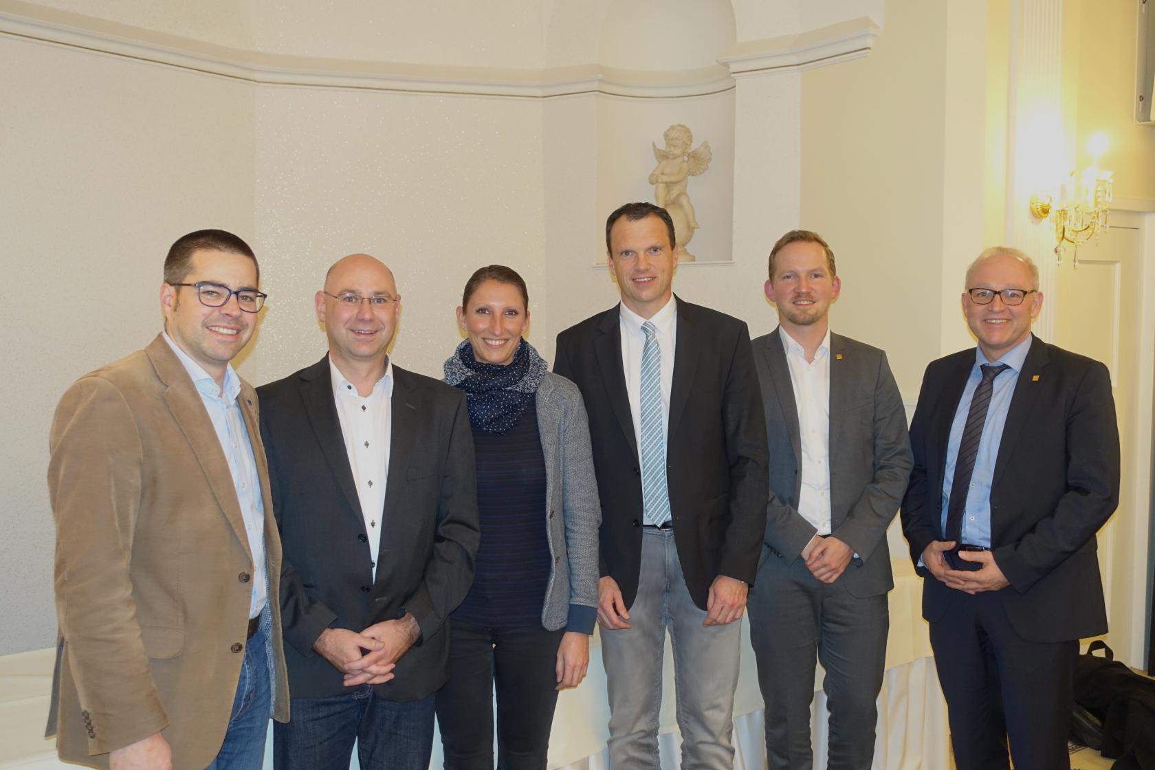 Neuer Vorstand im DVW NRW e.V. ab 2018 | DVW e.V.