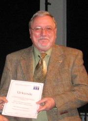Ehrenvorsitzender Rainer Warpakowski
