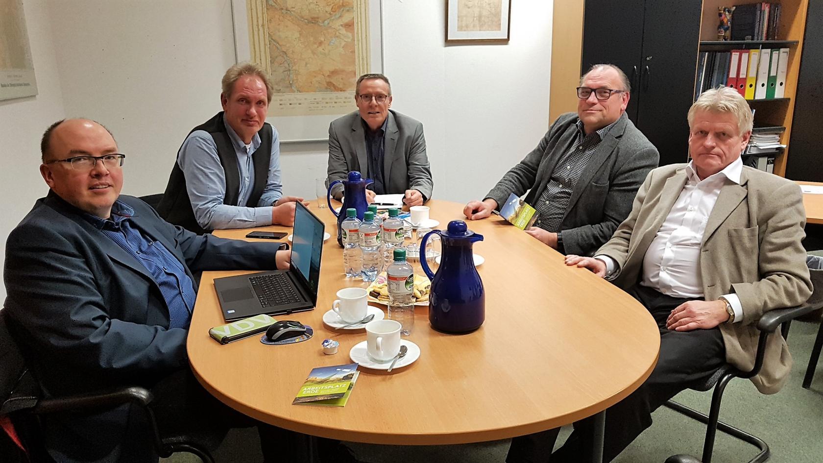 Verbändetreffen in Sachsen-Anhalt