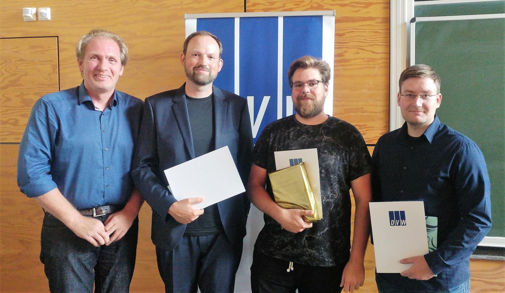 Verleihung Harbert-Buchpreis in Sachsen-Anhalt