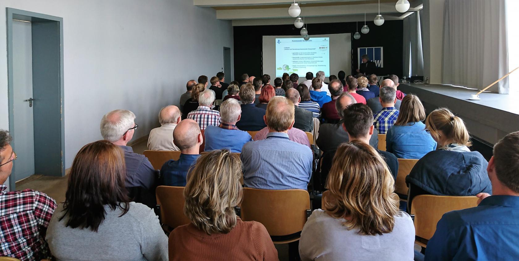 Fachtagung DVW Sachsen-Anhalt (Bauhaus Dessau) (Bild: Matthias Völzke)