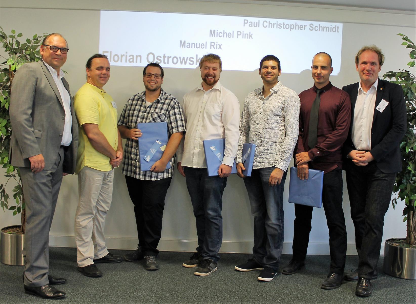 Junger Berufsnachwuchs in Sachsen-Anhalt erhält Zeugnisse